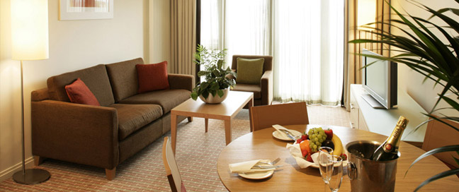 Clarion Liffey Valley Hotel - Living Area