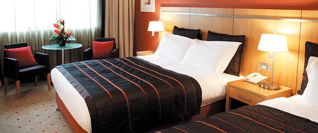 Clarion Liffey Valley Hotel - Twin