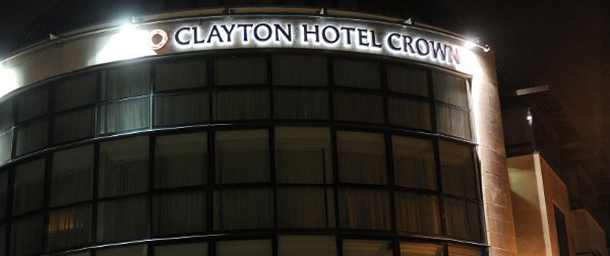 Clayton Crown Exterior