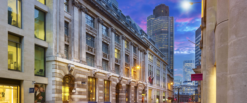 Club Quarters Gracechurch Hotel London 67 Off Hotel