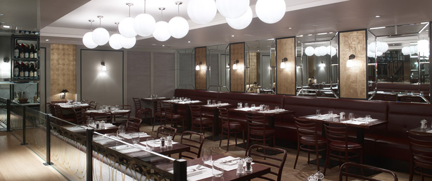 Club Quarters St Pauls - Brasserie Dining