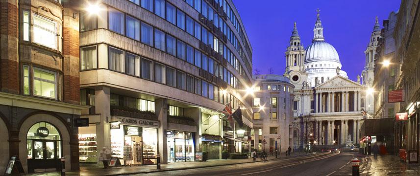 Club Quarters Hotel St Pauls