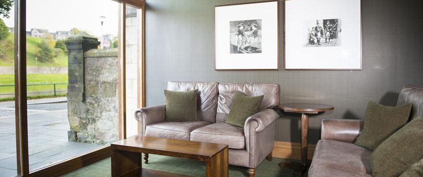 Columba Hotel Inverness - Lounge Seating