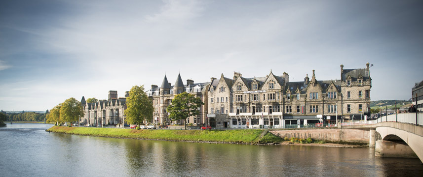 Columba Hotel Inverness - River View