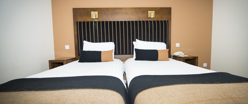 Columba Hotel Inverness - Twin Beds