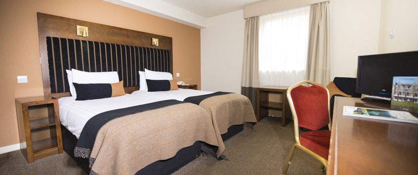Columba Hotel Inverness - Twin Room