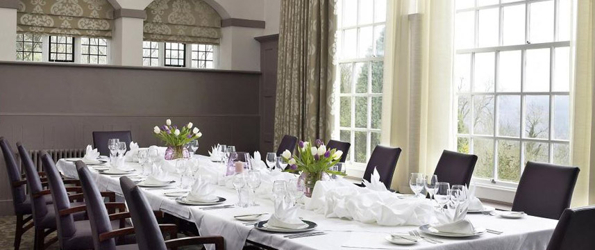 Combe Grove Manor Hotel - Dining