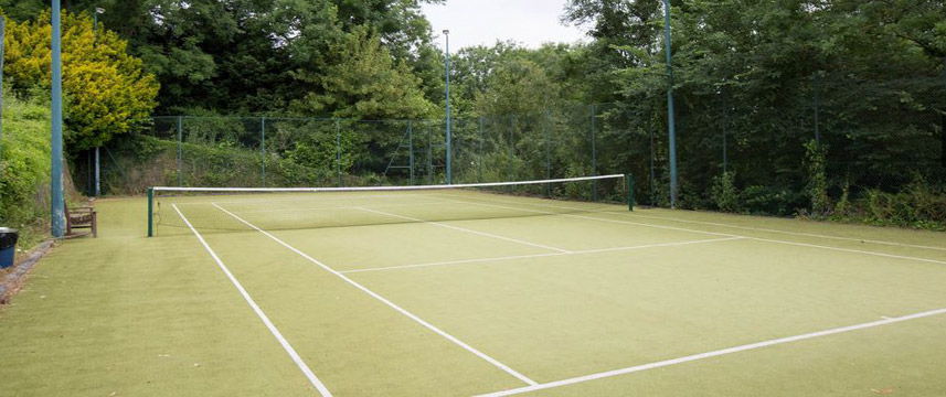 Combe Grove Manor Hotel - Tennis Courts