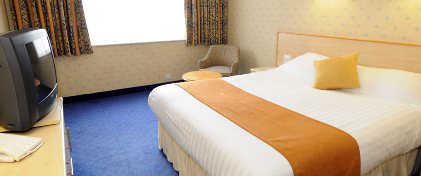 Comfort Hotel Finchley - Bedroom Double