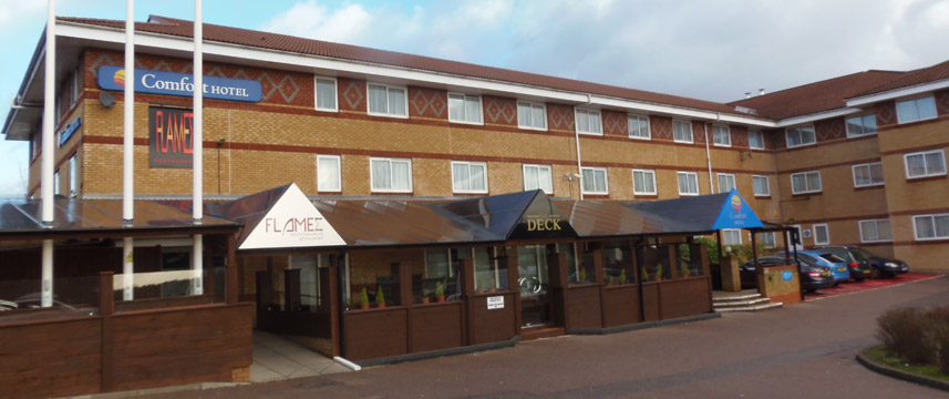 Comfort Hotel Finchley - Entrance