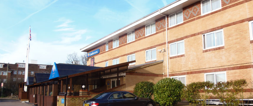 Comfort Hotel Finchley - Exterior