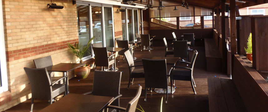 Comfort Hotel Finchley - Terrace