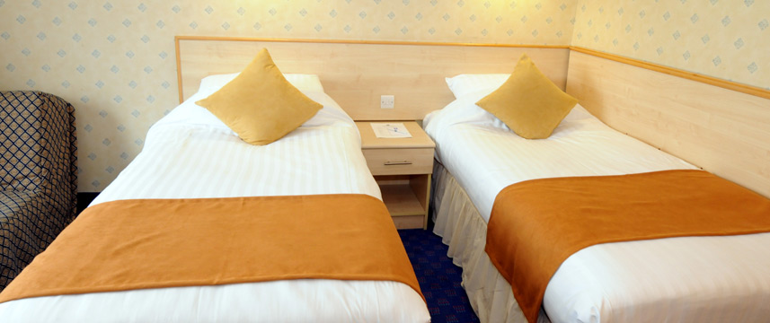 Comfort Hotel Finchley - Twin Room