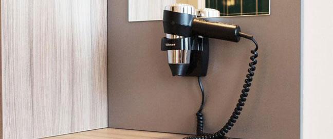 Comfort Inn Vauxhall - Hairdryer