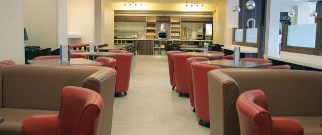 Comfort Inn Vauxhall - Lobby