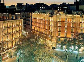 Hotel Condes De Barcelona