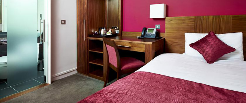 Conference Aston - Bedroom Facilities