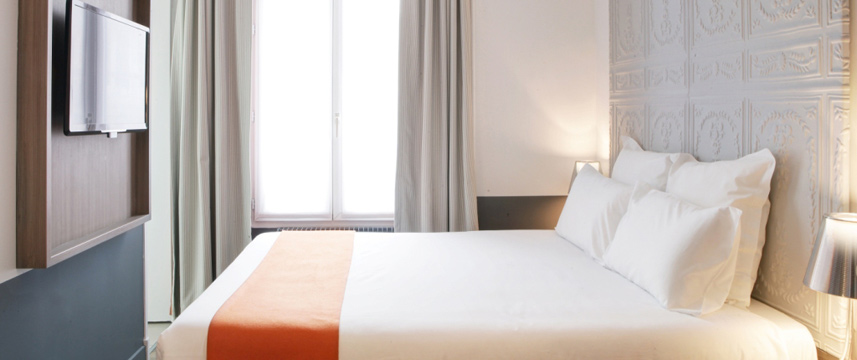 Contact Hotel Hotel Alize Montmartre Double Room