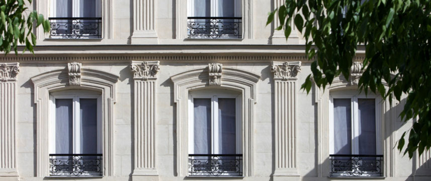 Contact Hotel Hotel Alize Montmartre Facade
