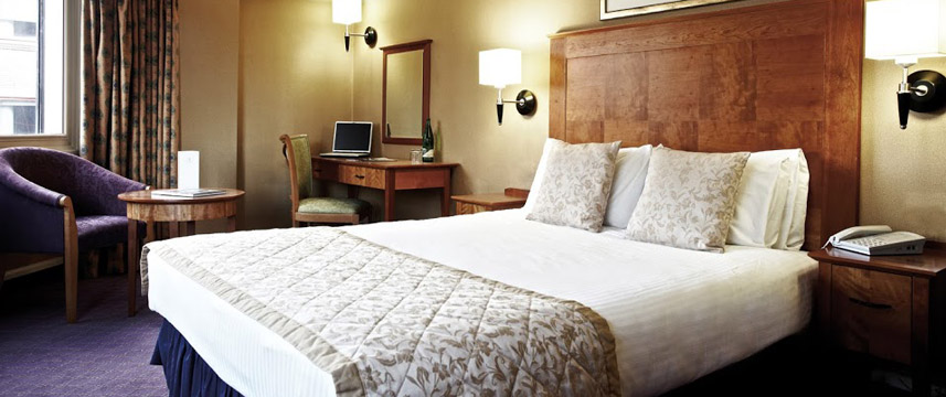 Copthorne Hotel Birmingham - Bedroom Facilities