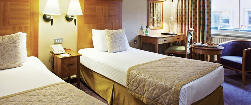 Copthorne Hotel Birmingham - Twin Bedroom