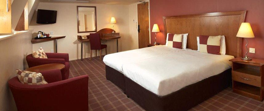 Corus Hyde Park - Club Double room