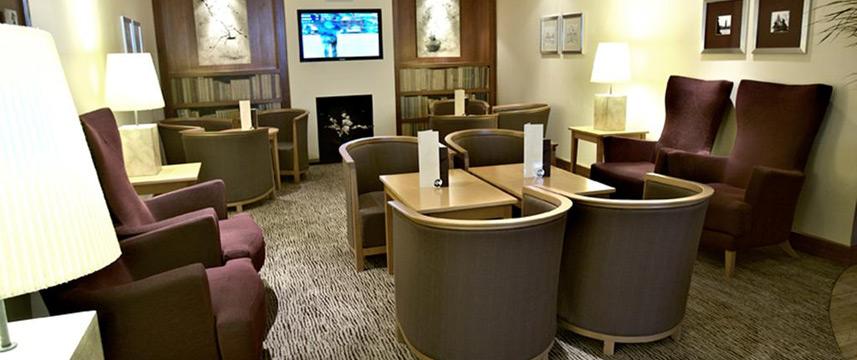 Corus Hyde Park - Lounge area