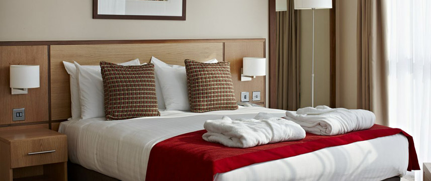 Crown Moran Hotel Double bed