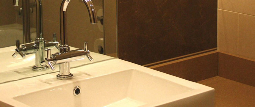 Crown Moran Hotel Sink