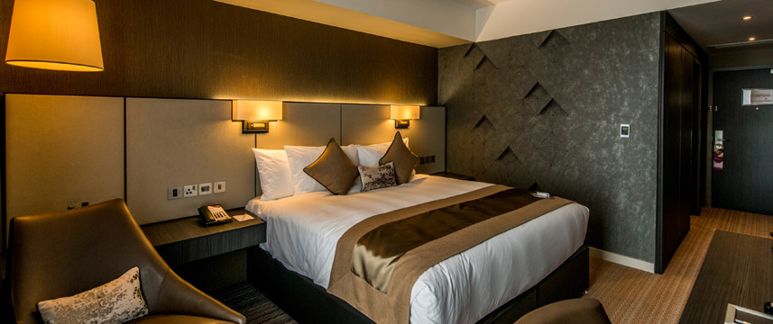 Crowne Plaza Aberdeen Airport - Deluxe Club Room