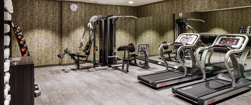 Crowne Plaza Aberdeen Airport - Fitness Suite