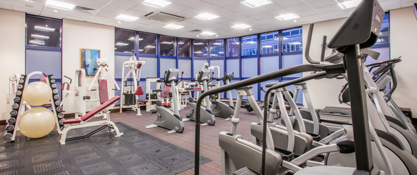 Crowne Plaza Chester - Fitness Centre