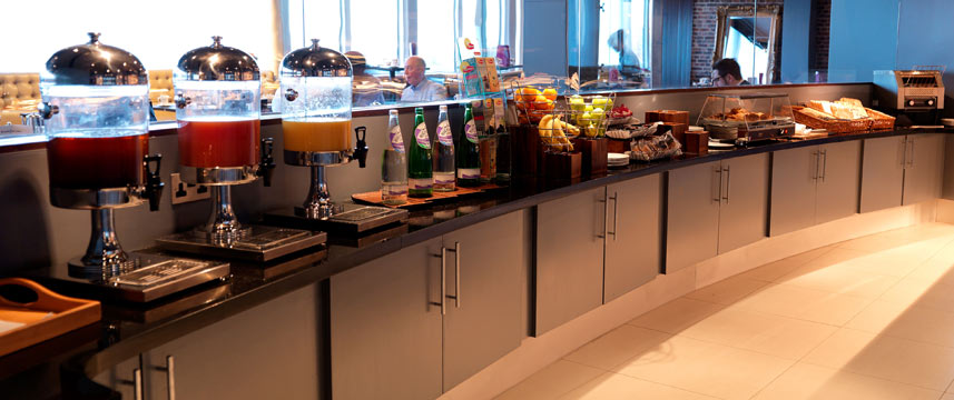 Crowne Plaza Chester - Stables Breakfast