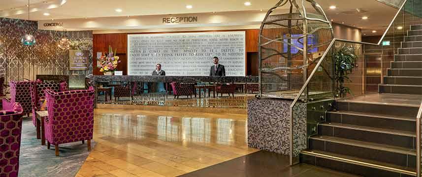 Crowne Plaza Dublin Blanchardstown - Lobby