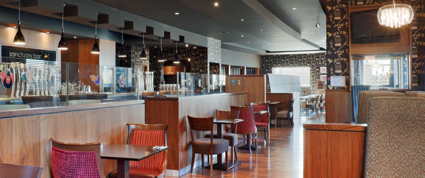 Crowne Plaza Dublin Blanchardstown - Lounge Bar