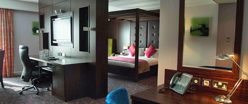Crowne Plaza Dublin Blanchardstown - Suite