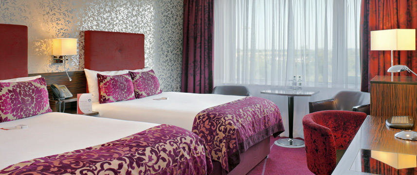 Crowne Plaza Dublin Blanchardstown - Twin Double