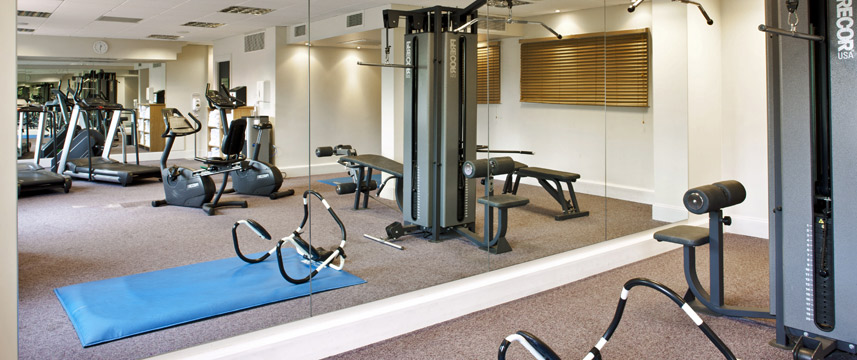 Crowne Plaza Dublin Northwood Fitness Centre