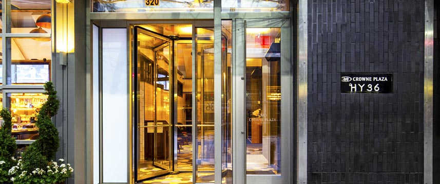 Crowne Plaza HY36 Midtown Manhattan - Entrance