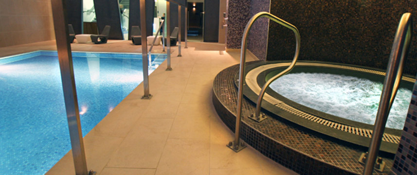 Crowne Plaza Kings Cross Whirlpool