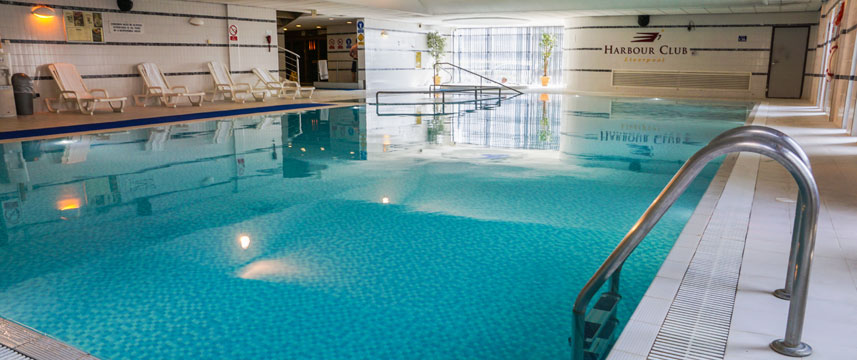Crowne Plaza Liverpool City Centre - Pool