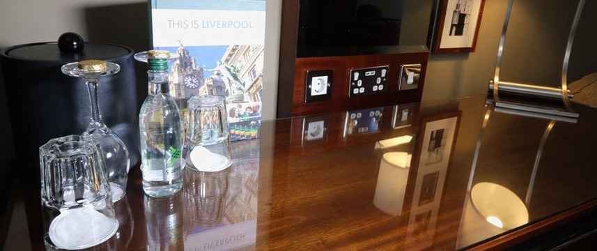 Crowne Plaza Liverpool John Lennon Airport - Amenities