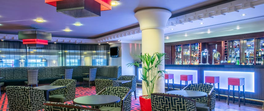 Crowne Plaza Liverpool John Lennon Airport - Starways Bar