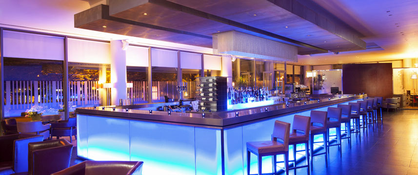 Crowne Plaza London Docklands - Bar