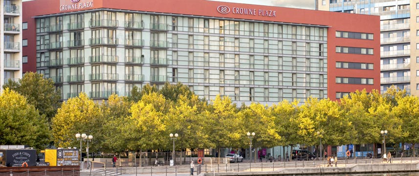Crowne Plaza London Docklands - Hotel Exterior