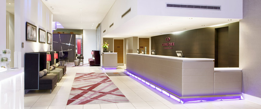 Crowne Plaza London Docklands - Reception