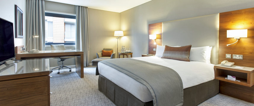 Crowne Plaza London Docklands - Standard Room