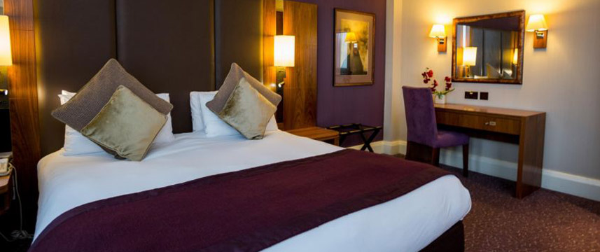 Crowne Plaza London Ealing - Double Guestroom