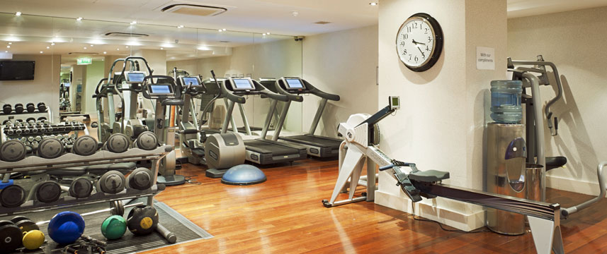 Crowne Plaza London Kensington - Gym