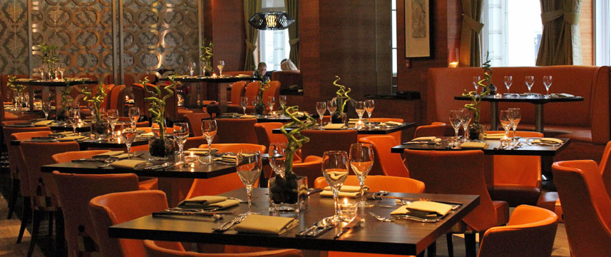 Crowne Plaza London Kensington - Restaurant